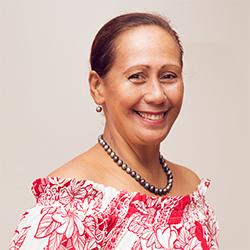 Monette HARUA élue Tapurahuiraatira à l'APF